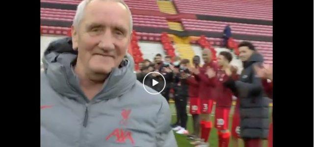 Liverpool verabschiedet Zeugwart nach 35 Jahren beim Klub