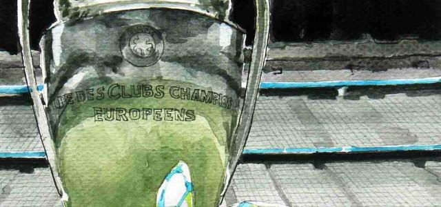 Das Champions-League-Playoff 2017 – Die Rückspiele am Mittwoch