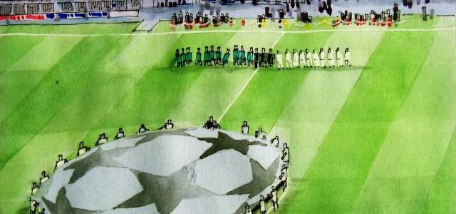 Vorschau zum dritten Champions-League-Spieltag 2016 – Teil 2