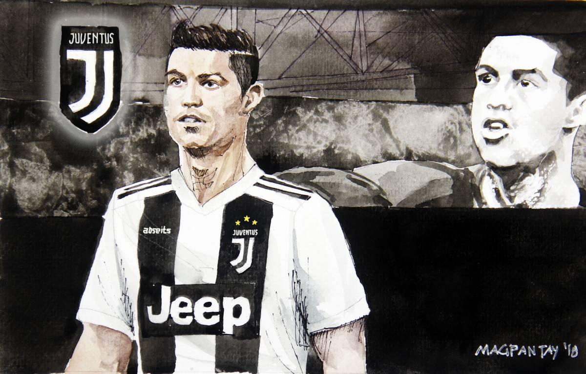 Juventus' miserable Bilanz, wenn Cristiano Ronaldo ausfiel