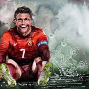 Hero des Spieltags (2): Die portugiesische Hattrick-Maschine