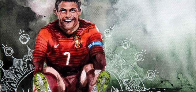 Men To Watch, Gruppe F: Ronaldo weiterhin deutlich Portugals größter Trumpf