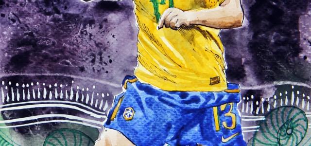 Dani Alves, Juanfran, Pato – Sao Paulo arbeitet am Kult-Team!