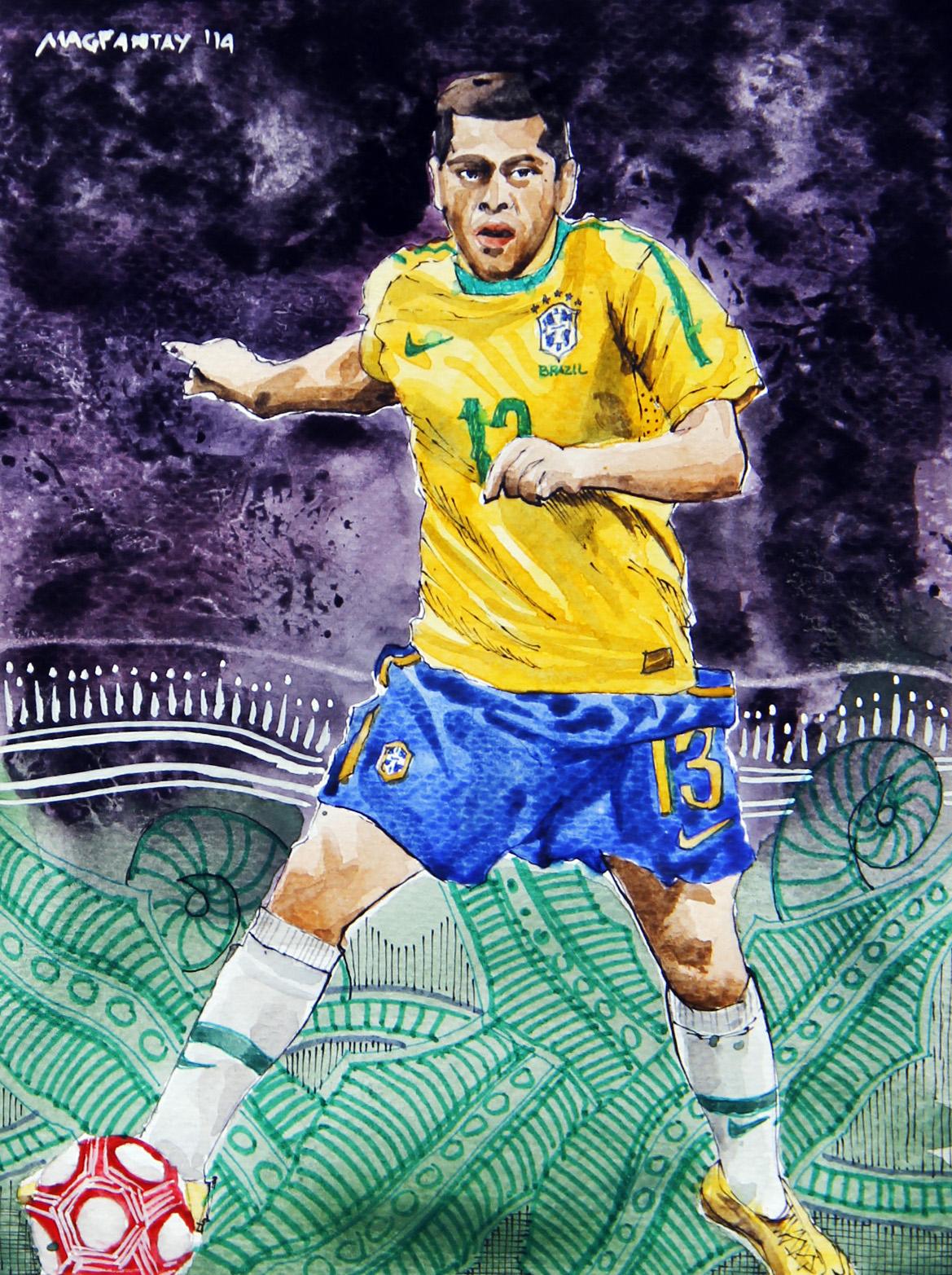 Dani Alves - Brasilien
