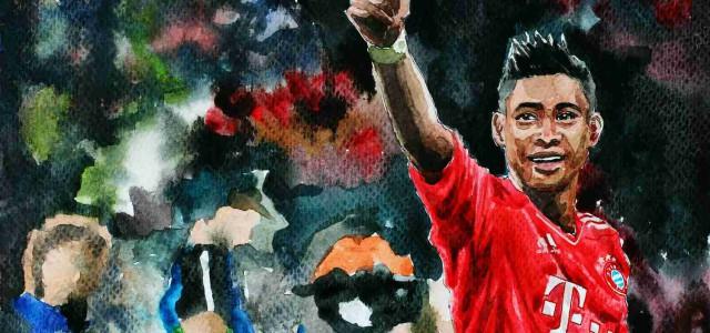 Deutsche Bundesliga 2019/20: David Alaba spielt meiste Pässe ins letzte Drittel
