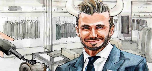 Der spielende Fan – Klubhelden der Neuzeit (7): David Beckham