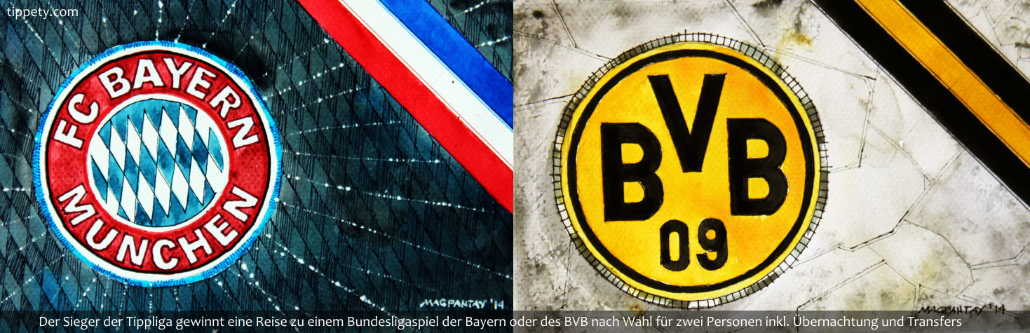 Start zur deutschen Bundesliga: Zeig' wie gut dich auskennst und gewinne eine Reise!