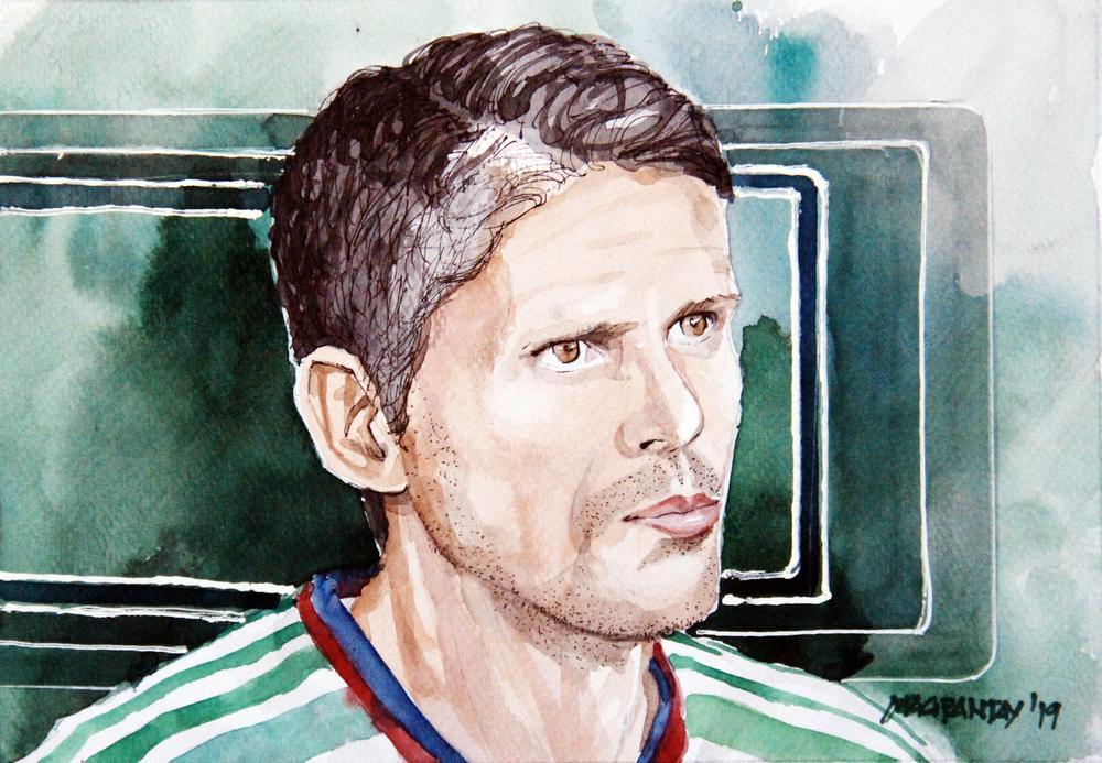 Dalibor Velimirovic und sein fabelhaftes Derby-Debüt