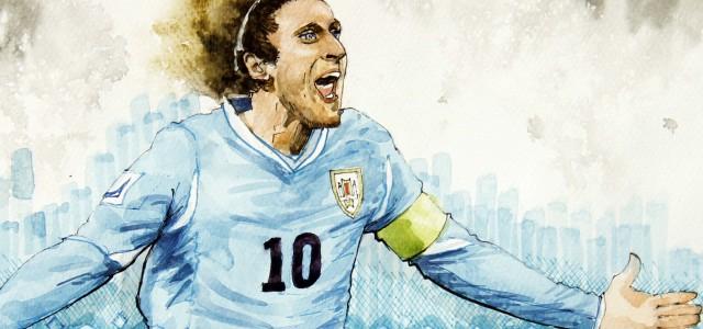 Forlán zurück in Uruguay | Lilles Mittelfeld bricht auseinander | Zwei neue Toptalente für Monaco