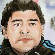 """Napoli läuft heute erstmals im """"Stadio Diego Armando Maradona"""" auf"""