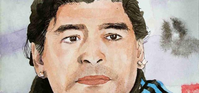 Die ganz große Show: Diego Maradona als Vorsitzender von Dinamo Brest vorgestellt