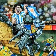 Diego Armando Maradona: Ein Kommentar und Nachruf