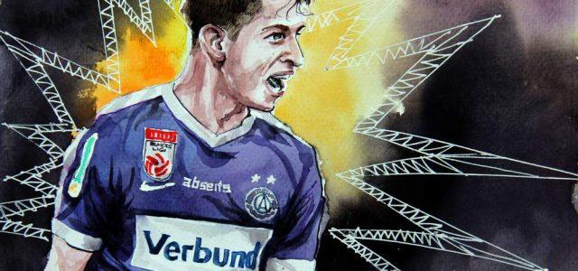 Austrias Fitz trifft bei 1:0-Testsieg gegen Hartberg