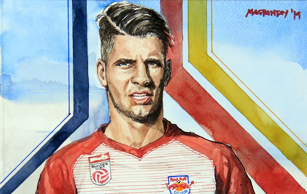 Dominik Szoboszlai wechselt in die deutsche Bundesliga