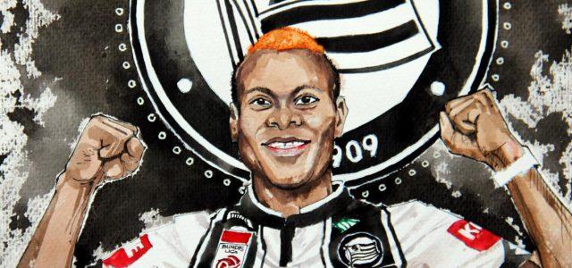 Sturm Graz verlängert mit Emeka Eze