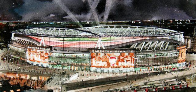 """Rapid-Fans vor Arsenal-Auswärtsspiel: """"Die wichtigen Partien kommen danach"""""""