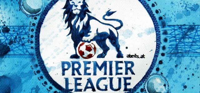 Anstoßzeitenanalyse zur Premier League 2015/16