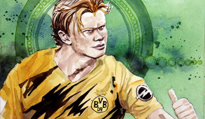 Erling-Haaland-Borussia-Dortmund-690x400