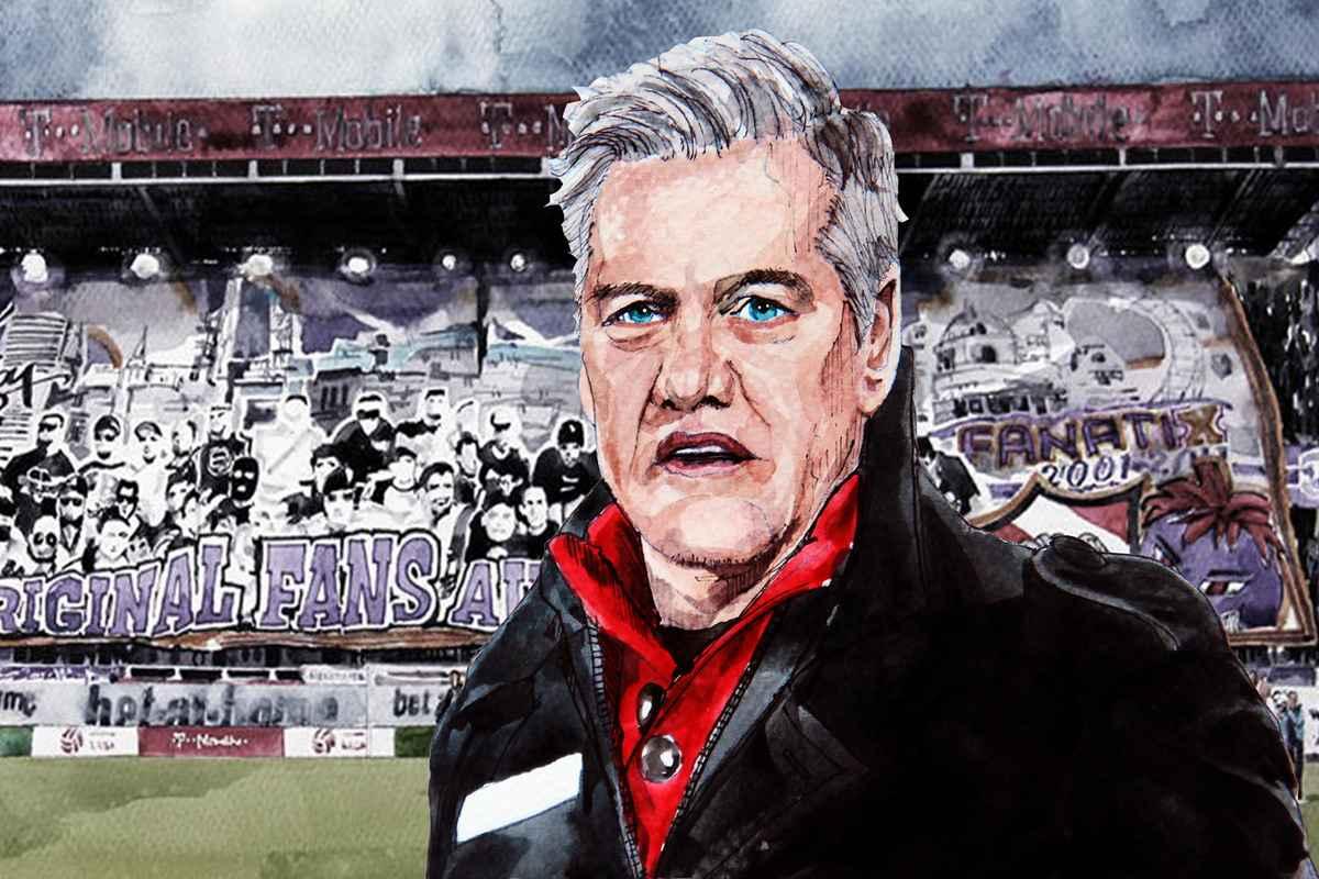 Wer wird neuer Austria-Trainer? Fans kritisieren Entscheidungsprozess