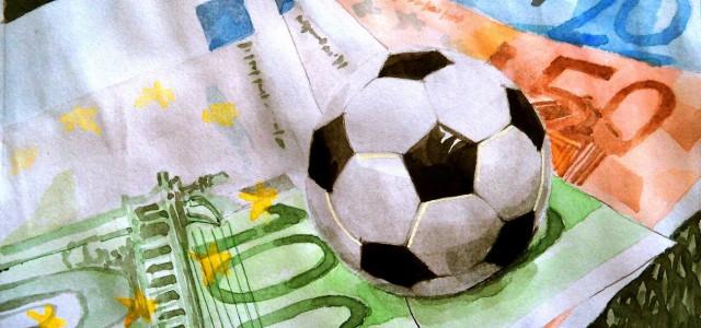 Trikotsponsoren- und Stadiennamenanalyse der Top-5-Ligen 2016/17