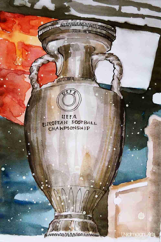_Europameisterschaft Pokal