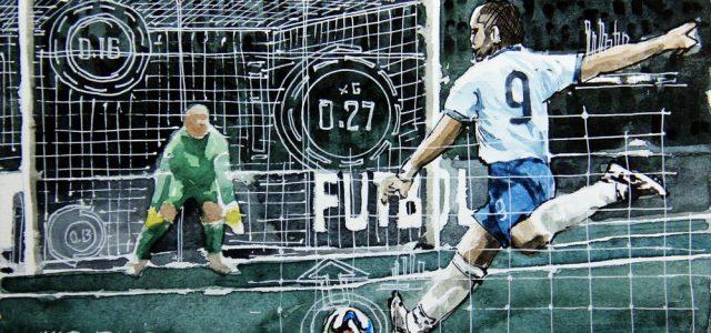 Expected-Goal-Werte zum 14. Spieltag 2020/21