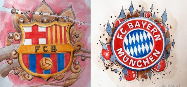 Vorschau zum Champions-League-Halbfinale 2014/15 – Teil 2 der Hinspiele