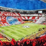 Bayern-Fans protestieren gegen teure Tickets