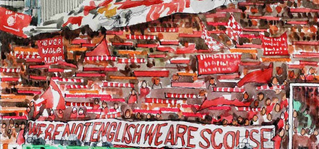 Der 30. Spieltag in England: Liverpool bleibt rot