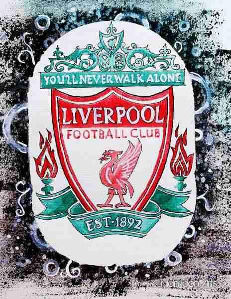 Fc Liverpool Wappen