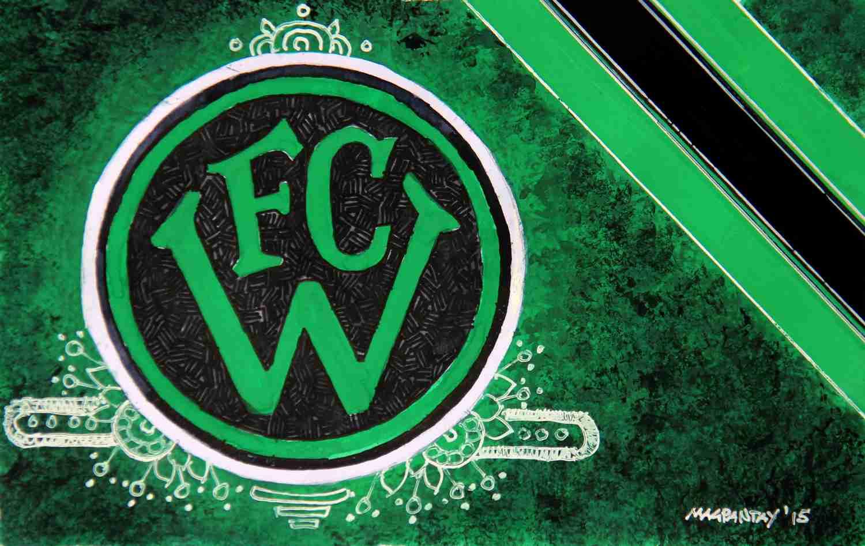 _FC Wacker Innsbruck Wappen Stripes