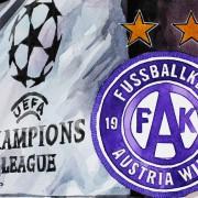 Statistikanalyse zur EC-Gruppenphase: Austria Wien in der Champions League