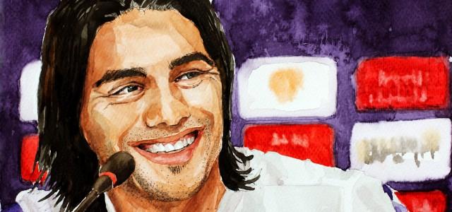 Das Bangen um Falcao: Wie stark wäre Kolumbien ohne seinen Superstar?