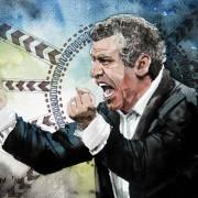 Als Fernando Santos den Sieg eingewechselte