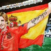 """""""Vom Kind zur Legende"""": Fernando Torres liefert filmreifen Abschied"""