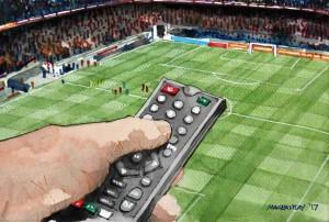 Das TV-Programm für Fußballfans