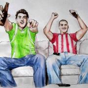 Fußball im TV – Eine Sache für die Oberschicht