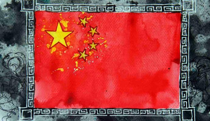 Flagge-China1-690x400