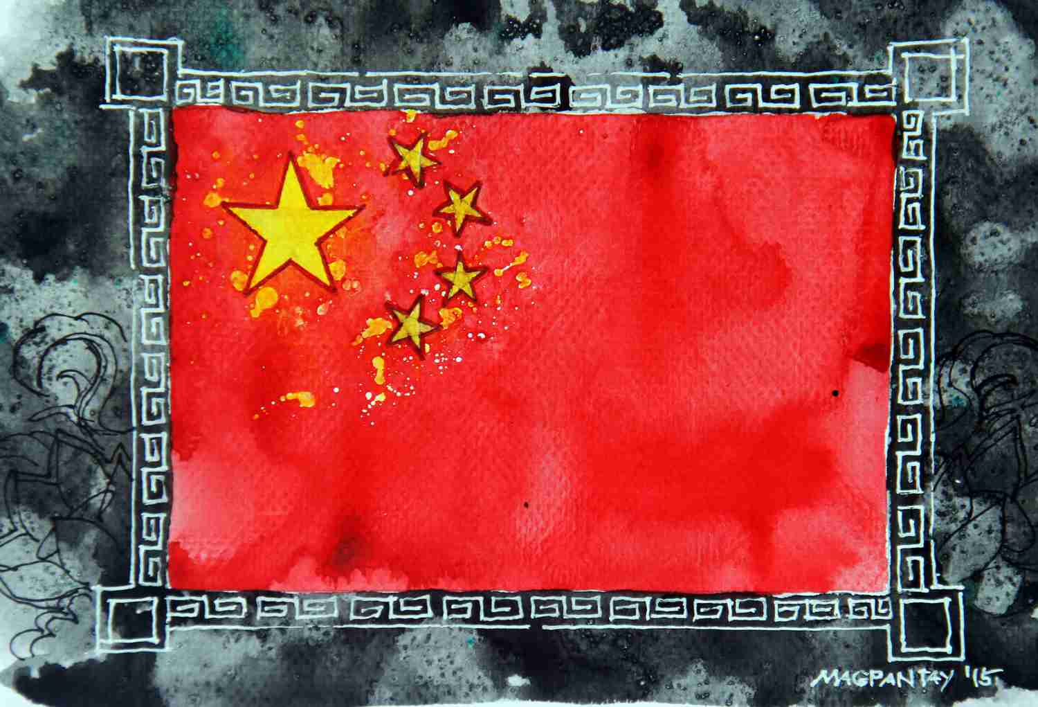 _Flagge China