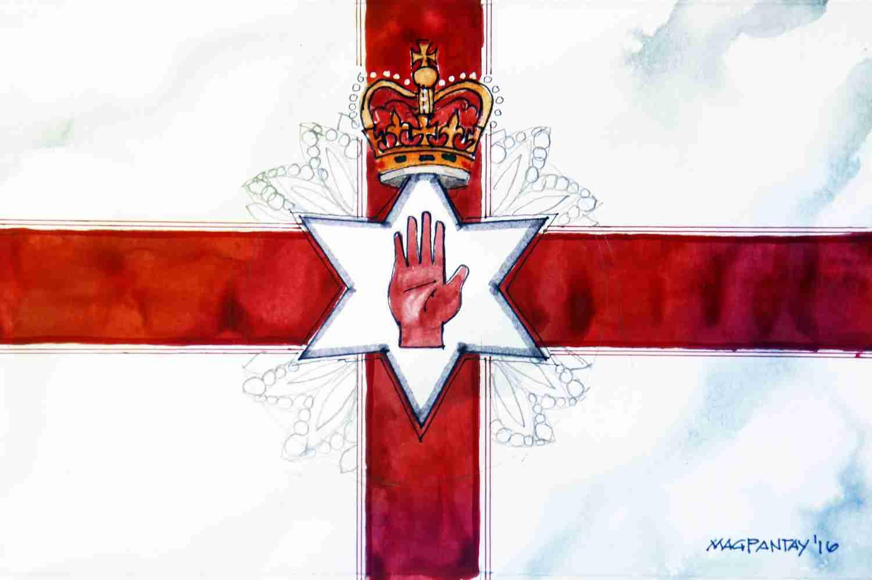 _Flagge Nordirland