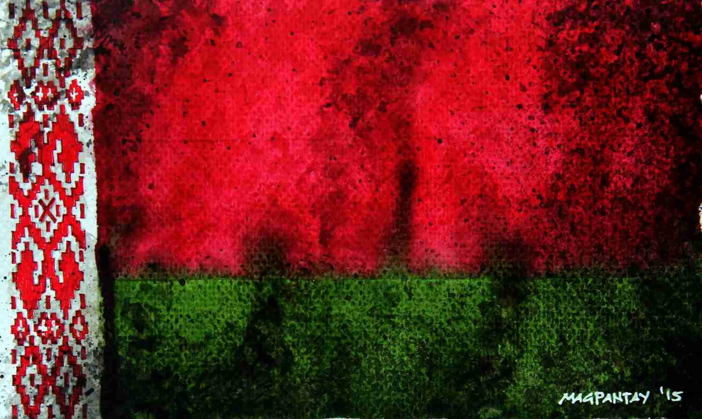 _Flagge Weißrussland