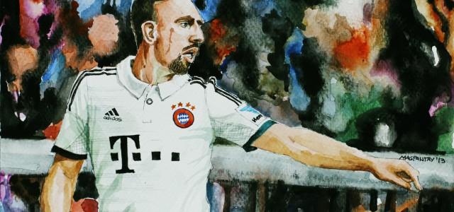 David Alaba und Franck Ribery (2) – Die praktizierten Laufwege und Spielzüge am linken Bayern-Flügel