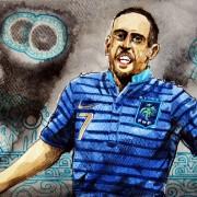 """Ribérys Ausfall schwächt Frankreich – dennoch können sich """"Les Bleus"""" sehen lassen!"""