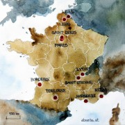 """EM-Tagebuch aus Lille und Lyon (22): """"Wickel"""" in Lille und das """"Huhn auf dem Auto"""""""