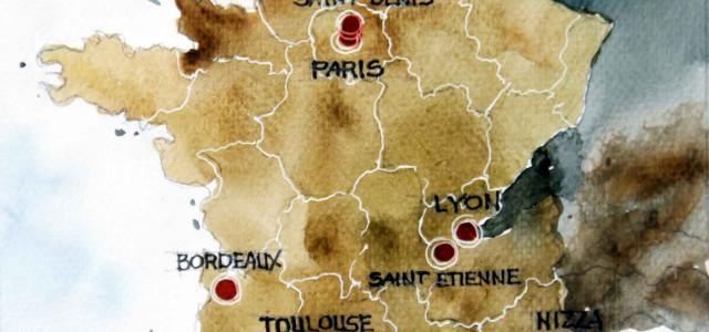 EM-Tagebuch aus Bordeaux (4): Streiks, eine Niederlage und warum es hier trotzdem schön ist