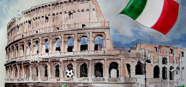 Punkteteilung im Stadio Olimpico: Inters Bollwerk hält nicht bis zum Schluss.