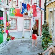 """Portugiesische Fans: """"Machbar, aber Vorsicht vor Österreich und Island"""""""