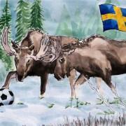 Pressestimmen: Das schreiben die schwedischen Zeitungen vor dem Länderspiel gegen Österreich