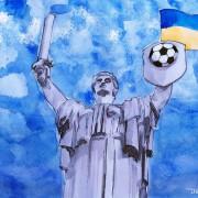 Slowenien machts spannend – mit Hilfe der Ukraine