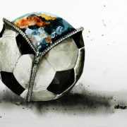 """Buchrezension: """"90 Minuten ‑ Literarische Fußballgeschichten in Echtspielzeit"""""""